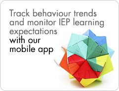 Track Behaviour with our Mobile App
